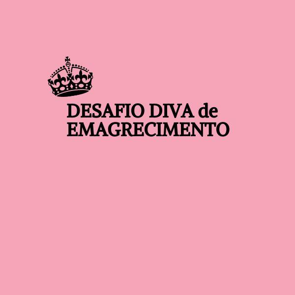 Imagem principal do produto DESAFIO DIVA DE EMAGRECIMENTO