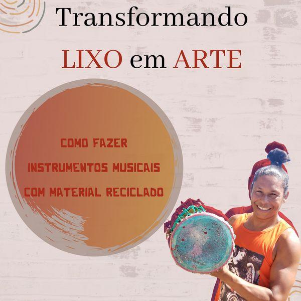 Imagem principal do produto COMO FAZER INSTRUMENTOS MUSICAIS COM MATERIAL RECICLADO
