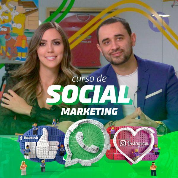Imagem principal do produto Curso de Social Marketing: WhatsApp Business, Instagram y Facebook