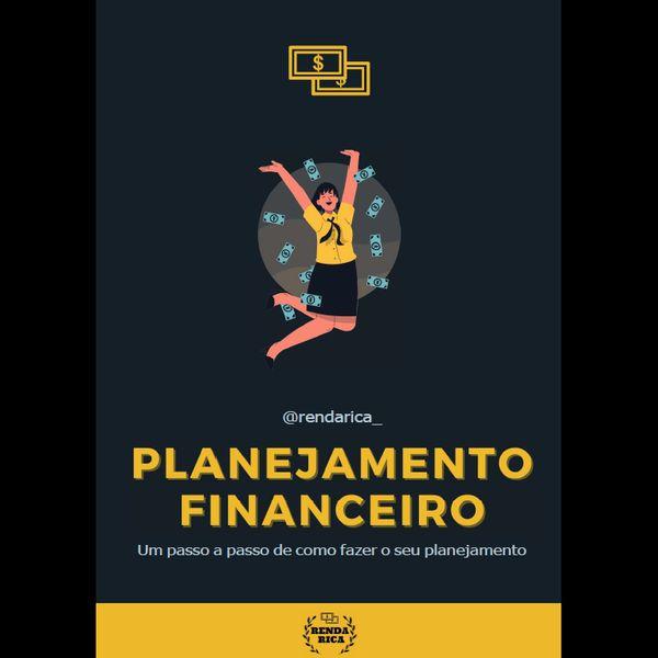Imagem principal do produto Ebook e Planilha - Planejamento Financeiro