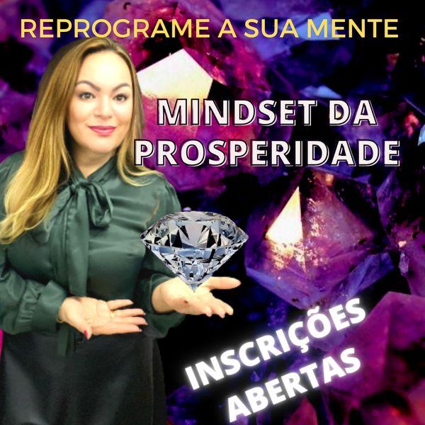 Imagem principal do produto IMERSÃO MINDSET DA PROSPERIDADE