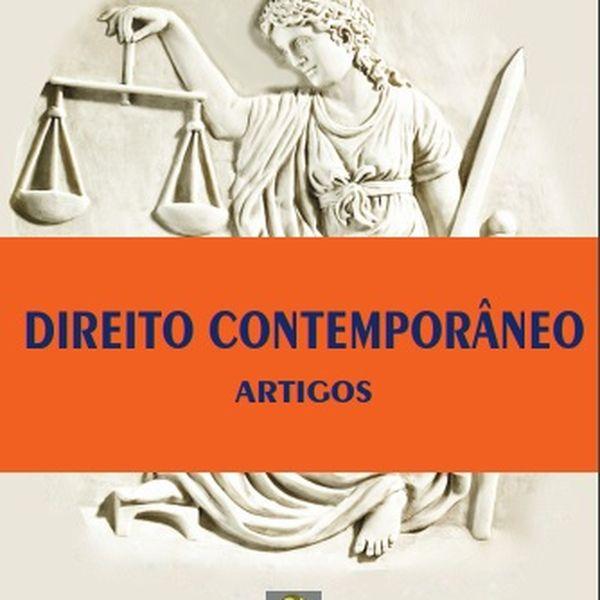 Imagem principal do produto DIREITO CONTEMPORÂNEO