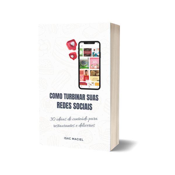 Imagem principal do produto Como turbinar suas redes sociais - 30 ideias de conteúdo para restaurantes e deliveries