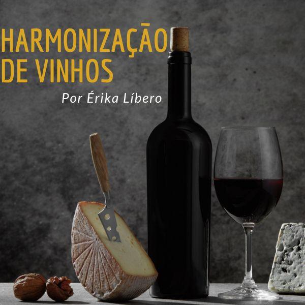 Imagem principal do produto Harmonização de vinho e comida.