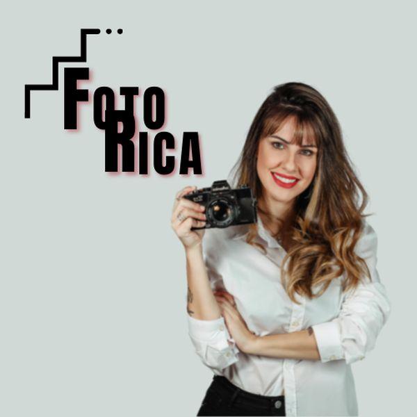 Imagem principal do produto FotoRica (Curso de Fotografia e Vendas)
