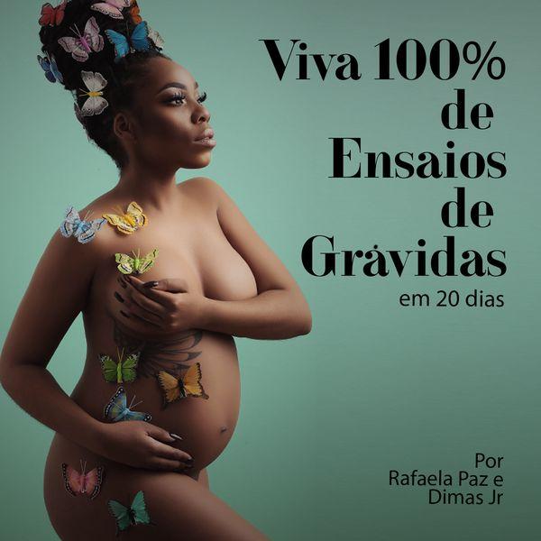 Imagem principal do produto Ensaios - Grávidas Inesquecíveis