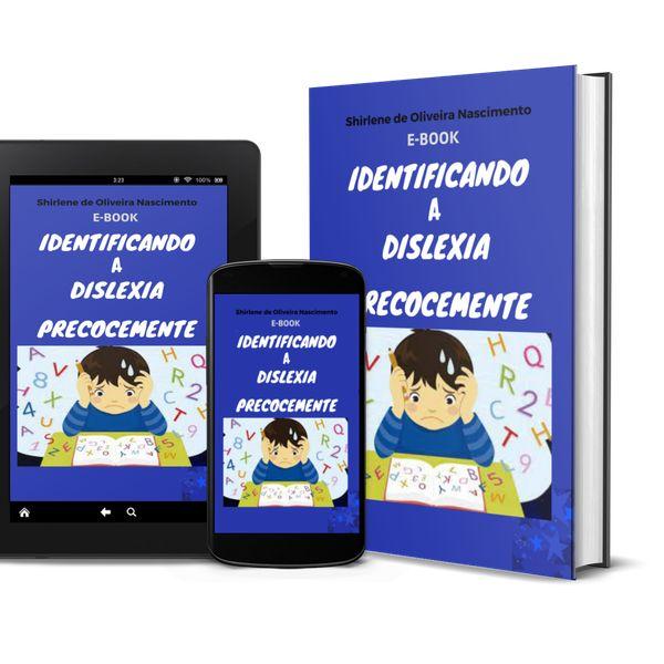 Imagem principal do produto Identificando a dislexia precocemente