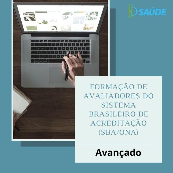 Imagem principal do produto Formação de Avaliadores do SBA (metodologia ONA) - AVANÇADO