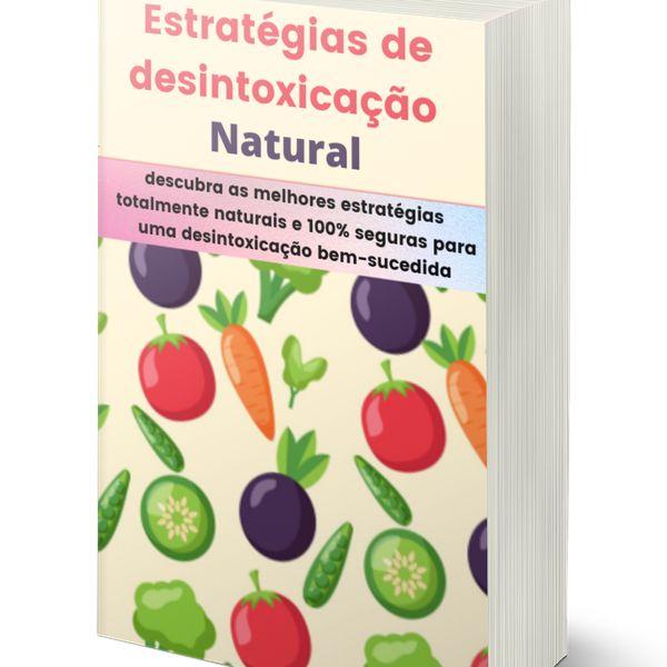 Imagem principal do produto Estratégias de Desintoxicação natural