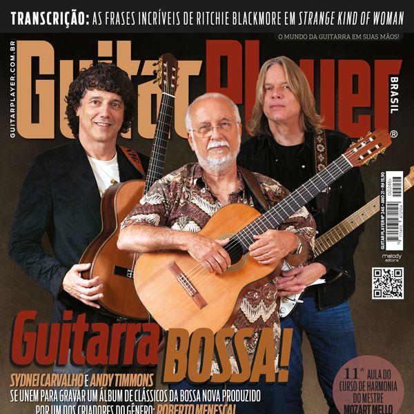 Imagem principal do produto Curso de guitarra do Zero a Menor Melódica - assinatura