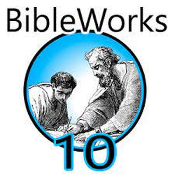 Imagem principal do produto Bible Works 10 (Software bíblico acadêmico para Windows e Mac)