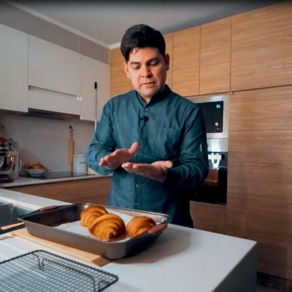 Imagem principal do produto Croissant - Frank Aragon