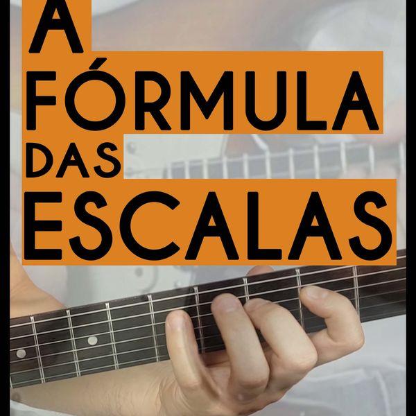 Imagem principal do produto E Book A Fórmula das Escalas