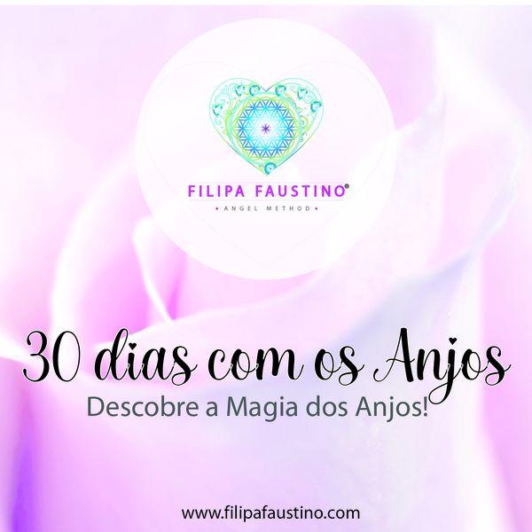 Imagem principal do produto 30 dias com os Anjos - Descobre a Magia dos Anjos!