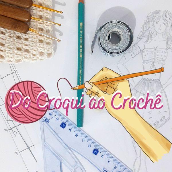 Imagem principal do produto Do Croqui ao Crochê