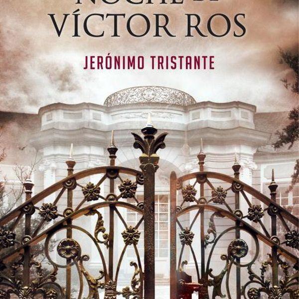 Imagem principal do produto Audiolibro La Última Noche de Víctor Ros