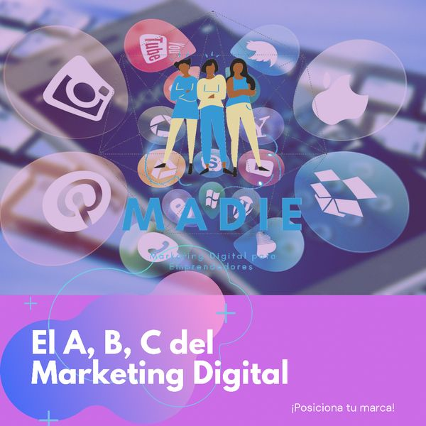 Imagem principal do produto El A, B, C del Marketing Digital
