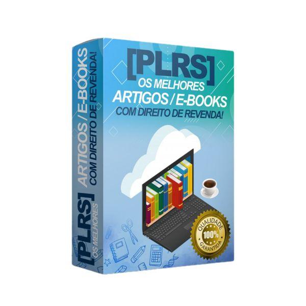 Imagem principal do produto + 1.300 Ebooks Plr Traduzidos