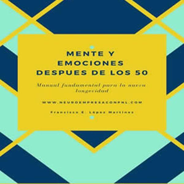 Imagem principal do produto La vida y las emociones después de los 50