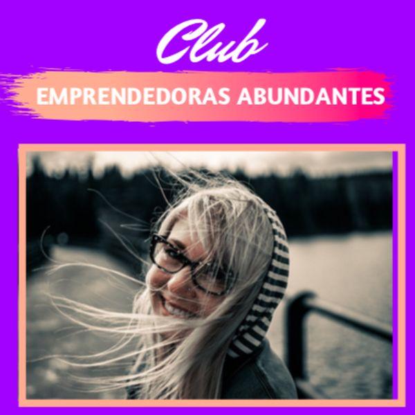 Imagem principal do produto Club Emprendedoras Abundantes