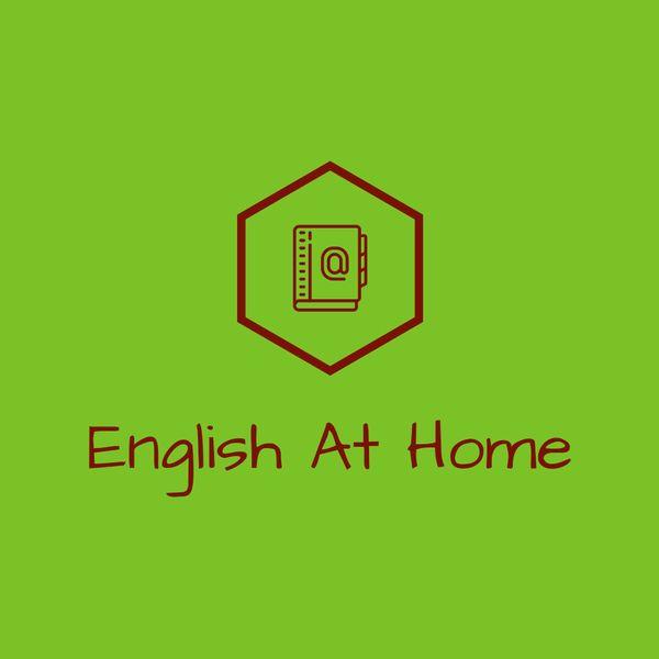 Imagem principal do produto English at home
