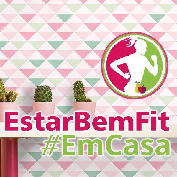 Imagem principal do produto EstarBemFit #EmCasa 🏠