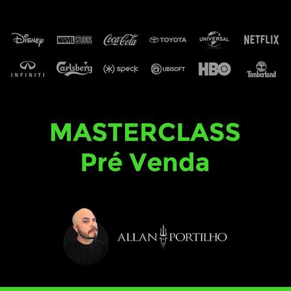 """Imagem principal do produto MASTERCLASS """"Como Ser Contratado Por Grandes Empresas"""" - PRÉ-VENDA"""