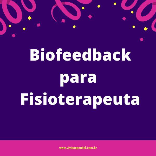 Imagem principal do produto Workshop : como fazer um biofeedback