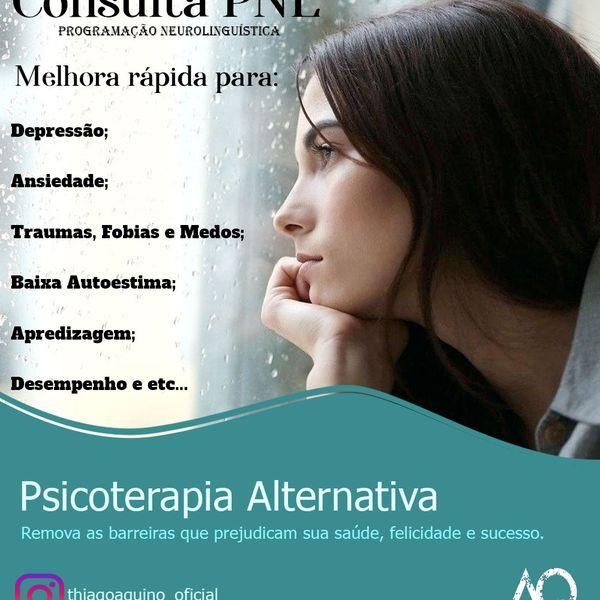 Imagem principal do produto Consulta PNL - Pacote