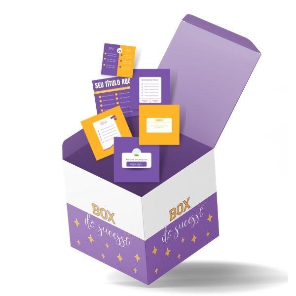 Imagem principal do produto Box do sucesso
