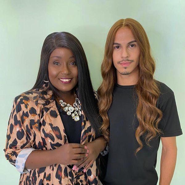 Imagem principal do produto Curso Online de Confecção de Laces (Wig Maker) com Juh Sarah e Gabriel D'Artagnan