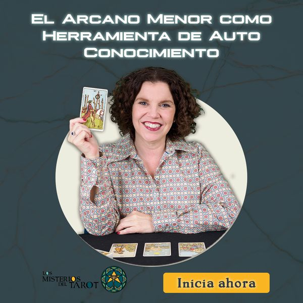 Imagem principal do produto El Arcano Menor como Herramienta de Auto Conocimiento