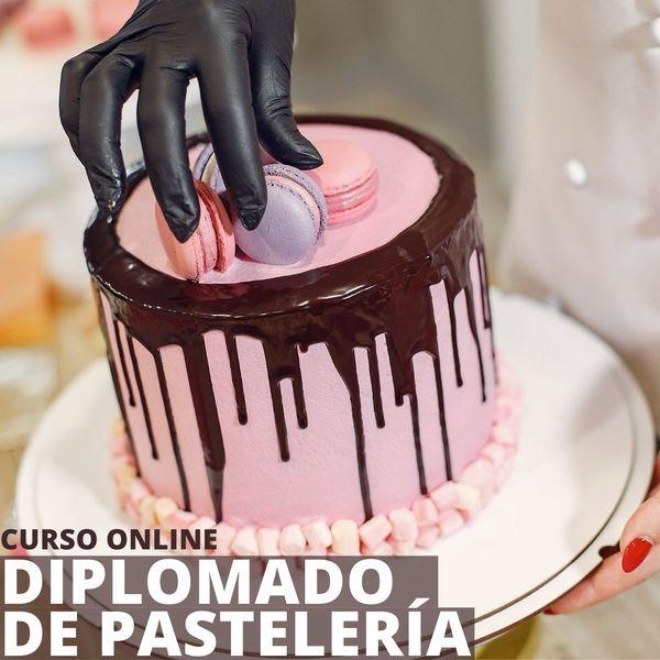 Imagem principal do produto Diplomado de Pastelería®
