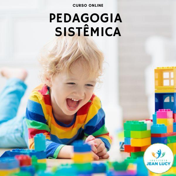 Imagem principal do produto Curso Pedagogia Sistêmica