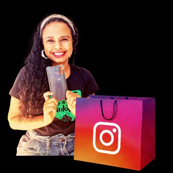 Imagem principal do produto Passo-a-Passo de como ativar a Sacolinha do Instagram