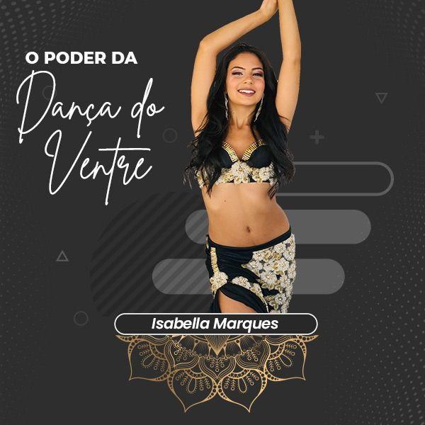 Imagem principal do produto Dança do Ventre com Isabella Marques