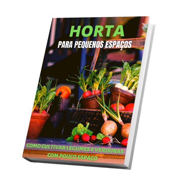 Imagem principal do produto HORTA para pequenos espaços