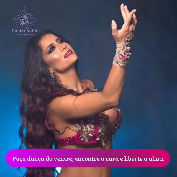 Imagem principal do produto Curso de Dança do Ventre - Busque a dança, encontre a cura e liberte a alma.
