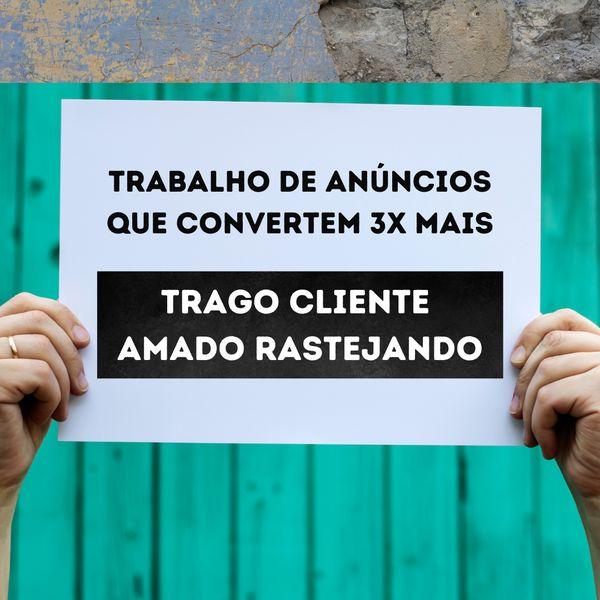 Imagem principal do produto Anúncios Matadores - Como criar anúncios que convertem 3x mais!