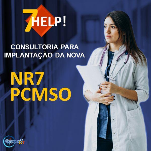 Imagem principal do produto 7 Help! - Consultoria para Implantação da Nova NR7-PCMSO