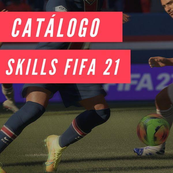 Imagem principal do produto Fifa Skills: Manual de filigranas
