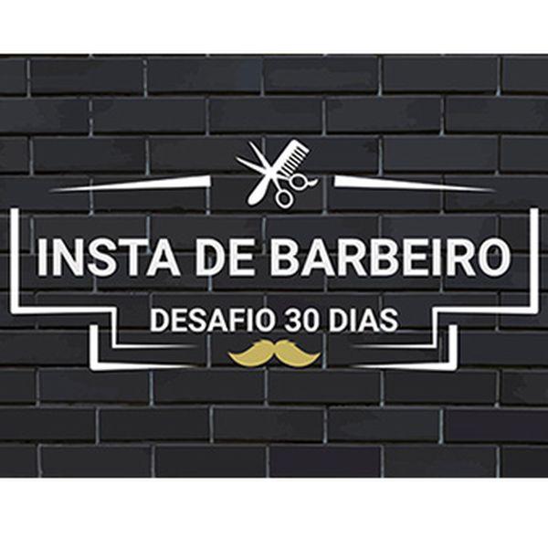 Imagem principal do produto Insta de Barbeiro - Desafio de 30 Dias