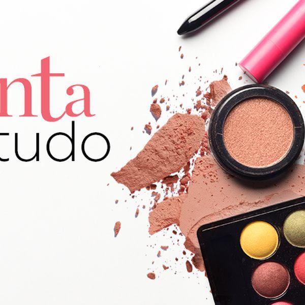 Imagem principal do produto Curso Maquiagem para Festas e Noivas
