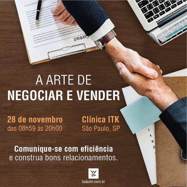 Arte De Negociar E Vender Instituto Tadashi Kadomoto 28 11 2018 Resiliencia Humana Learn A New Skill Tickets For Events Hotmart
