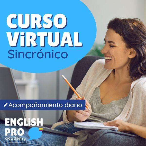 Imagem principal do produto Aprende inglés de manera efectiva, fácil y divertida con English Pro.