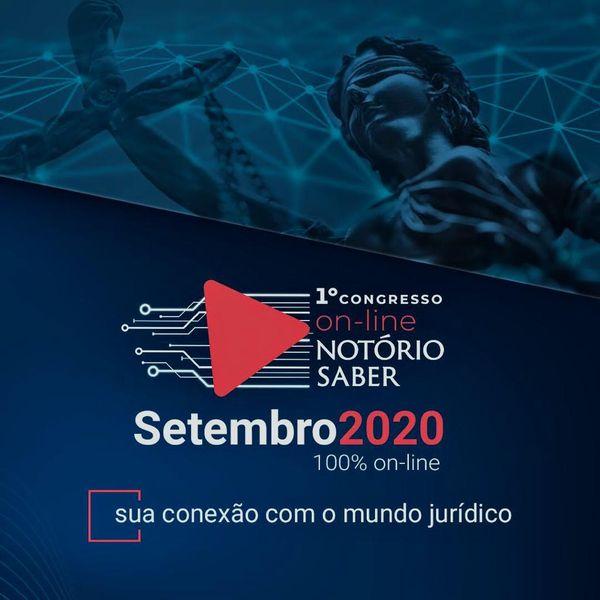 Imagem principal do produto 1º Congresso On-line Notório Saber
