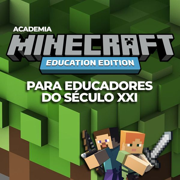 Imagem principal do produto Academia Minecraft: Education Edition para Educadores