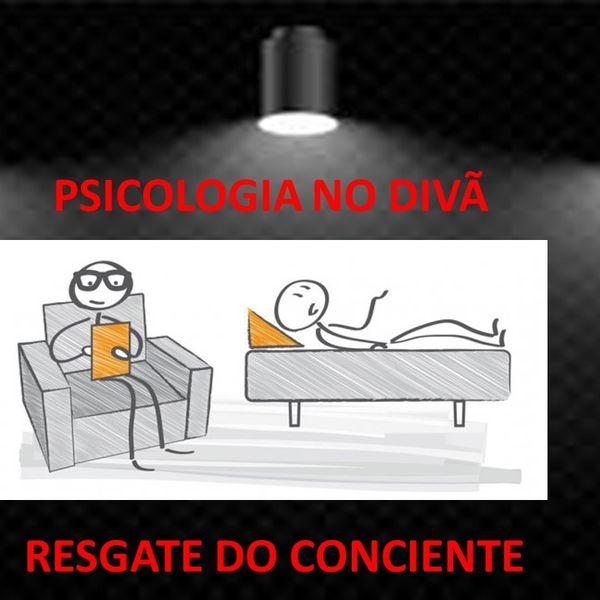 Imagem principal do produto PSICOLOGIA NO DIVÃ O RESGATE DO CONCIENTE