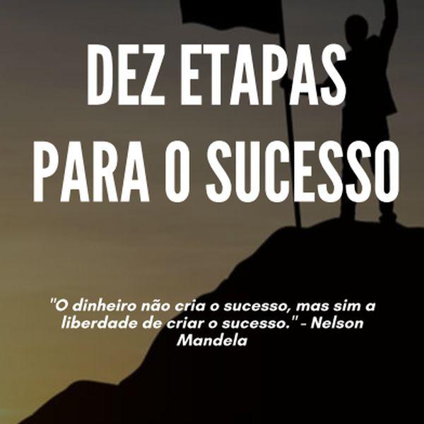 Imagem principal do produto DEZ ETAPAS PARA O SUCESSO