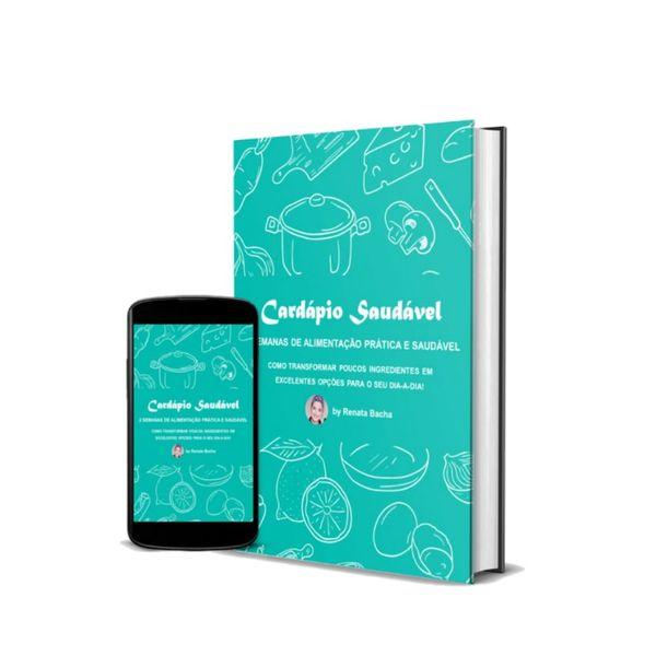 Imagem principal do produto Cardápio Saudável - 2 semanas de alimentação saudável garantida em apenas 1 dia!